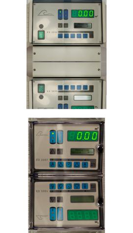 ES2050/2051 filter/softener controller
