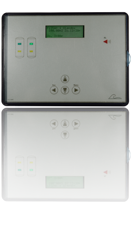 FCS3000 a water softener/filter controller for softener plants equipped with clack valves