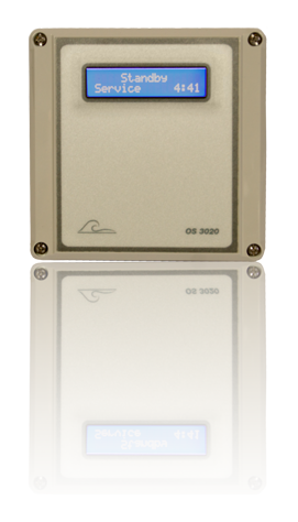 OS3020 a reverse osmosis controller with conductivity meter for simple reverse osmsosis plants