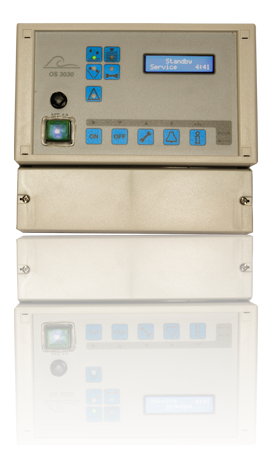 OS3030 a reverse osmosis controller with conductivity meter for water treatment systems