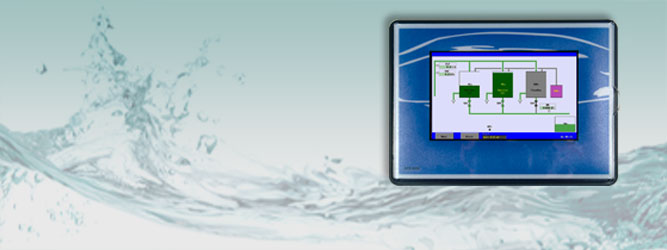 E.W.S. presents a new filter/softener water treatment controller: SFS8000